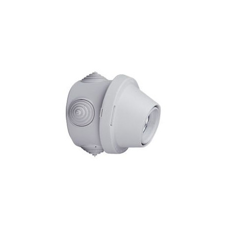 Legrand - Douille étanche pour appliqué Plexo - Pour ampoule à vis E27