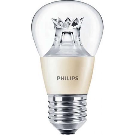 PHILIPS - MAS LEDLUSTRE DT 6-40W E27 P48 CL