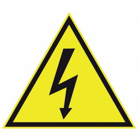 TRIANGLE 300 DANGER ELECTRIQUE