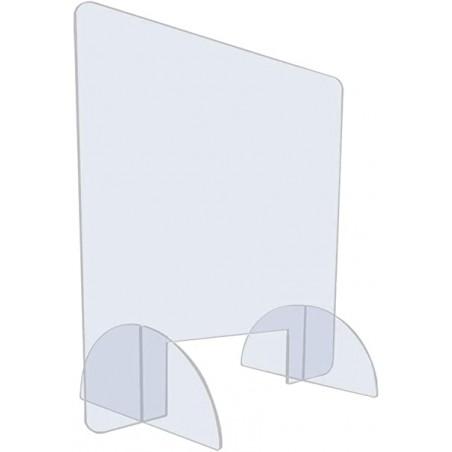 Plexiglace de protection incassable en polycarbonate - 3 mm - 900 x 900 mm